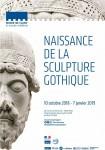 Naissance de la sculpture gothique - Saint-Denis, Paris, Chartres, 1135-1150