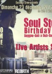Soul Stereo and Friends Birthday Bashment