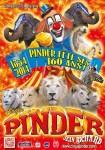 Cirque Pinder : Les Animaux sont Rois !