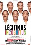 Pascal Légitimus - Légitimus incognitus