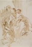 Le Musée Pouchkine - Cinq cents ans de dessins de maîtres