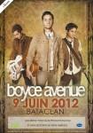 Boyce Avenue, Megan Nicole, Alex Goot
