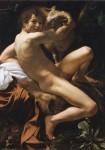 Caravage à Rome, amis et ennemis