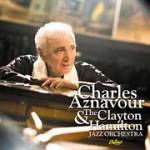 Aznavour and Clayton Hamilton Jazz Orchestra
