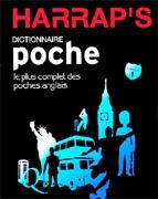 Harrap's dictionnaire de poche anglais-français
