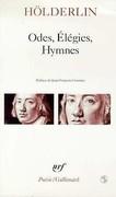 Odes, élegies et hymnes