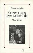 Conversations avec André Gide