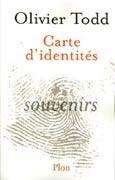 Carte d'identités
