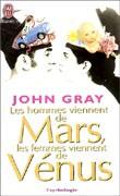 Les hommes viennent de Mars ; les femmes viennent de Vénus