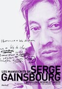 Les Manuscrits de Serge Gainsbourg