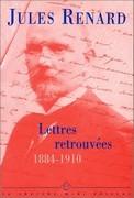 Lettres retouvées 1884-1910