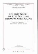 Les Prix Nobel des littérature Hispano Américains