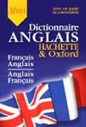 Mini-dictionnaire français-anglais / anglais-français