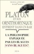 Platon et son ornithorynque entrent dans un bar
