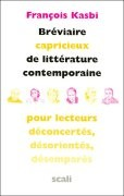Bréviaire capricieux de littérature contemporaine
