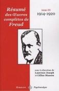 Résumé des oeuvres complètes de Freud
