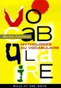 Mythologies du vocabulaire