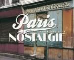 Paris aux couleurs de la nostalgie