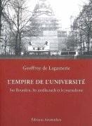 L'Empire de l'université. Sur Bourdieu, les intellectuels et le journalisme
