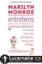 Marilyn Monroe : entretiens