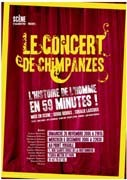 Le Concert de chimpanzés