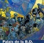 Le palais de la BD