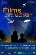 Les Films sous les étoiles 2007
