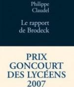 Prix Goncourt des lycéens 2007