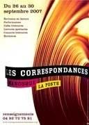 Les Correspondances de Manosque 2007