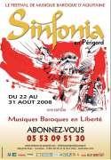 Festival Sinfonia en Périgord 2008