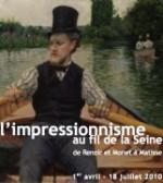 L'Impressionnisme au fil de la Seine