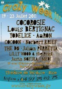Festival Crazy Week!!! 2011