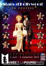 Stars d'Hollywood en poupées