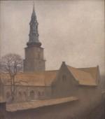 Hammershoi, le maître de la peinture danoise
