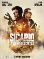 Sicario : la guerre des cartels - Affiche