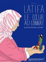 Latifa, le cœur au combat - Affiche