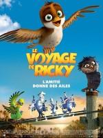 Le Voyage de Ricky - Affiche