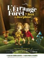 L'Étrange Forêt de Bert et Joséphine - Affiche