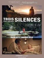 Trois Silences - Affiche