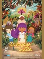 Le Voyage de Lila - Affiche