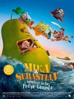 Mika & Sebastian : l'aventure de la poire géante - Affiche