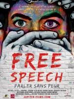 Free Speech, paroles libres - Affiche