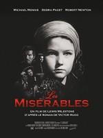 Les Misérables : la vie de Jean Valjean - Affiche