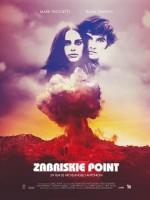 Zabriskie Point - Affiche