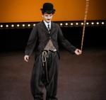 Un certain Spencer Charles Chaplin, avec Maxime d'Aboville, au Théâtre Montparnasse