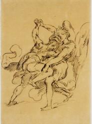 Une lutte moderne - De Delacroix à nos jours