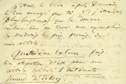 Les lettres et manuscrits à l'honneur