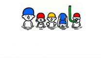 Solstice d'été : Un Doodle Google fait de la méthode coué