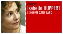PORTRAIT D'ISABELLE HUPPERT