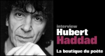 INTERVIEW DE HUBERT HADDAD